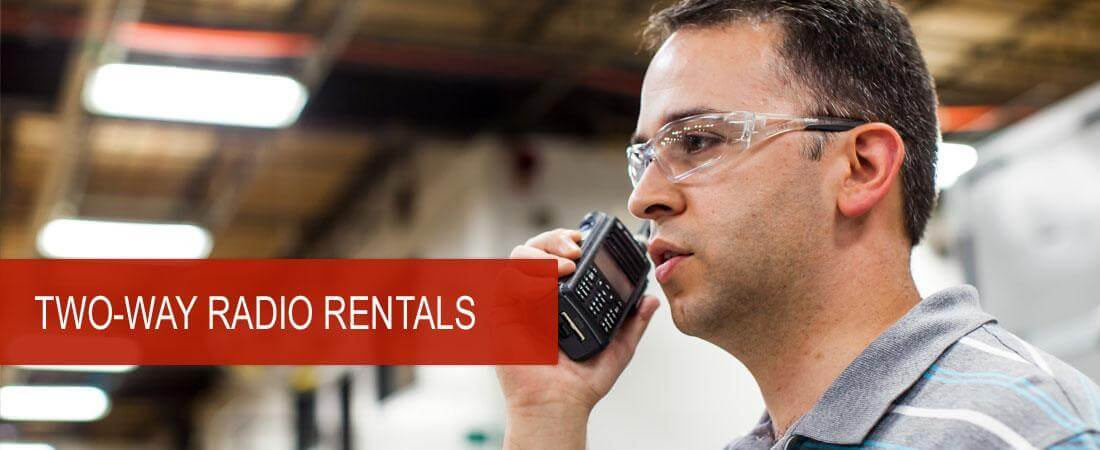 Mission Critical Public Safery Two-way Radios